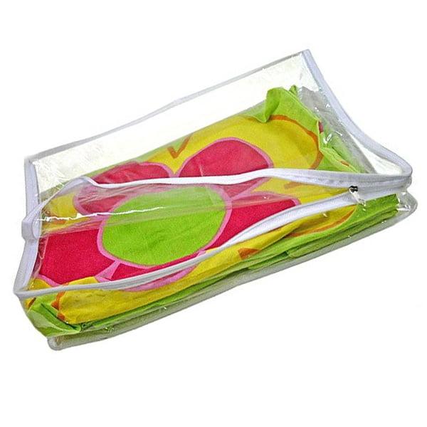 Embalagem Em PVC Cristal para Toalha - Cod.103