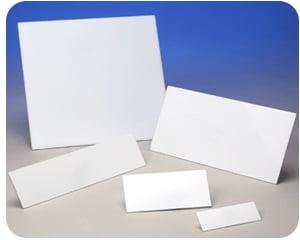Placa de TLC com Base de Alumínio Sílica Gel 60 20 x 20 cm Cx com 25 unids