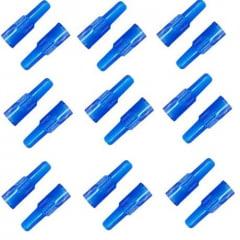 Filtro de Seringa Não Estéril 4 mm x 0,45 um Pcte c/ 100 Unids