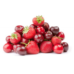 E-liquids Vermelhos - Combo c/ 6 liquidos