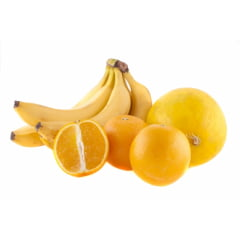 E-Liquids Amarelos - Combo c/ 7 liquidos