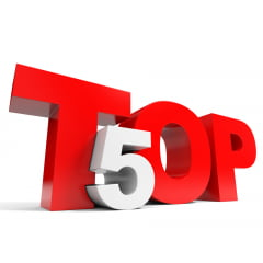 Top 5 - Mais vendidos
