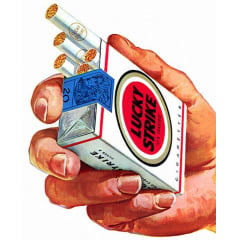 Eliquid Lucky Strike