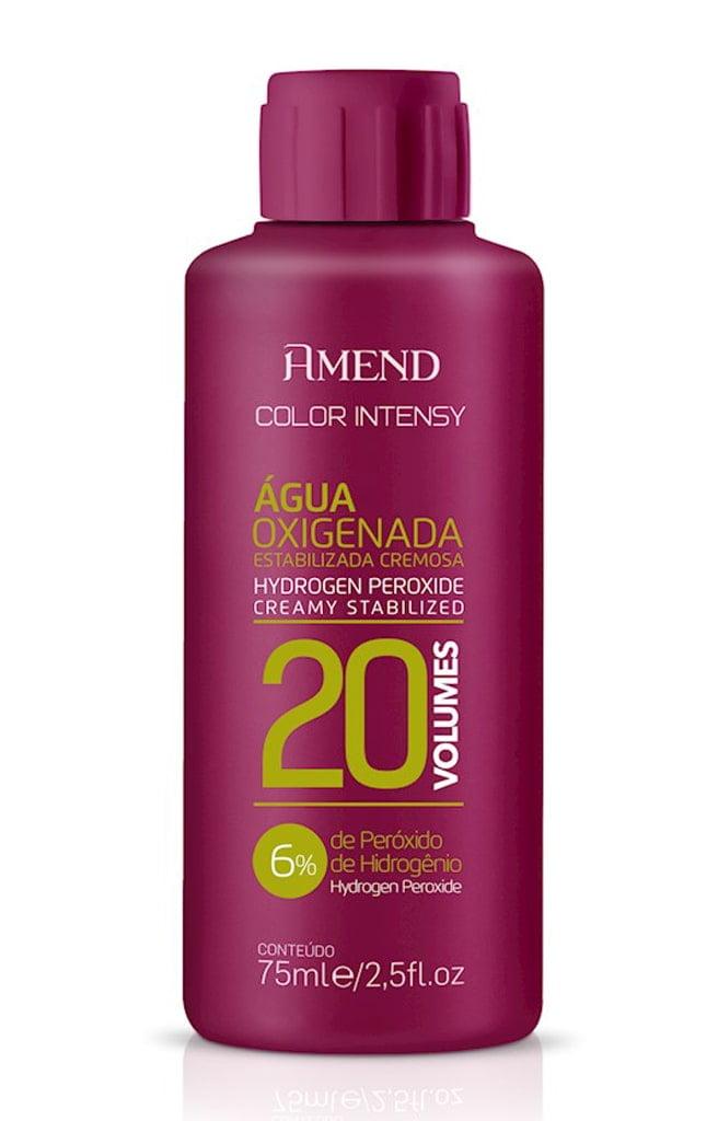 Agua Oxigenada Amedn Color Intensy 75ml 20 Volumes