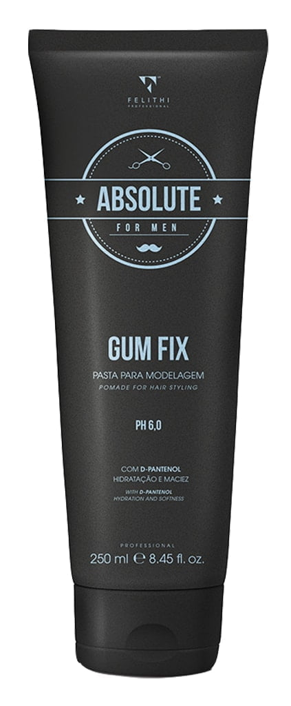Pomada Modeladora Absolute Felithi 250ml Gum Fix