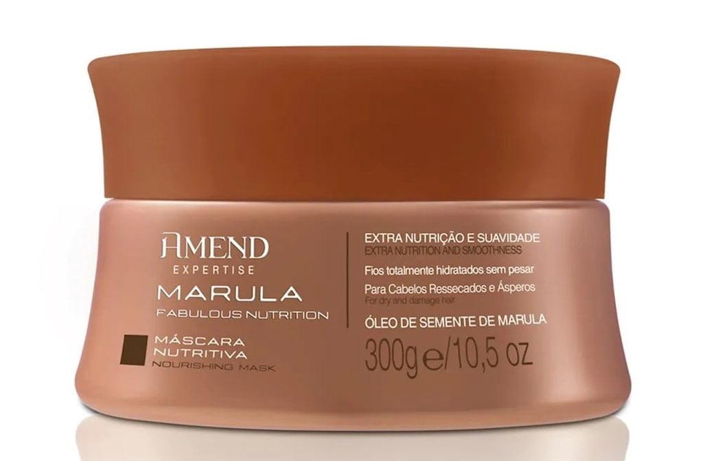 Mascara Amend Marula Extra Nutricao 300g