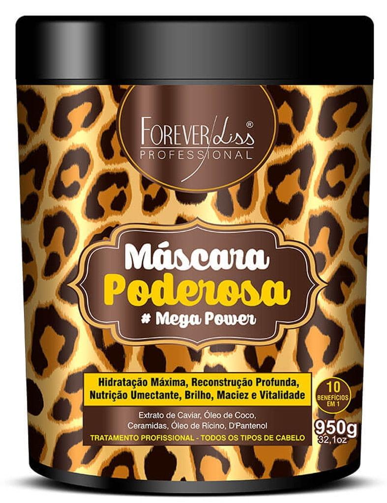 Máscara Poderosa Forever Liss 1Kg Mega Power