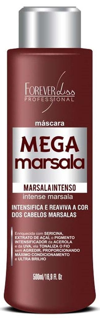 Mascara Matizadora Mega Blond Forever Liss 500ml Black