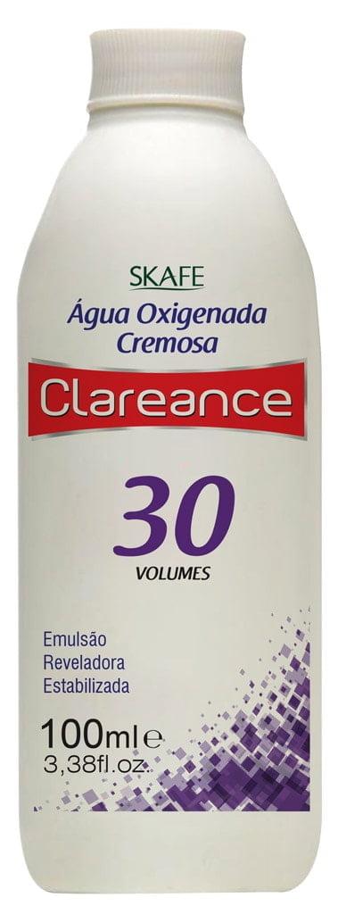 Água Oxigenada Clareance Skafe 100ml 30 Volumes