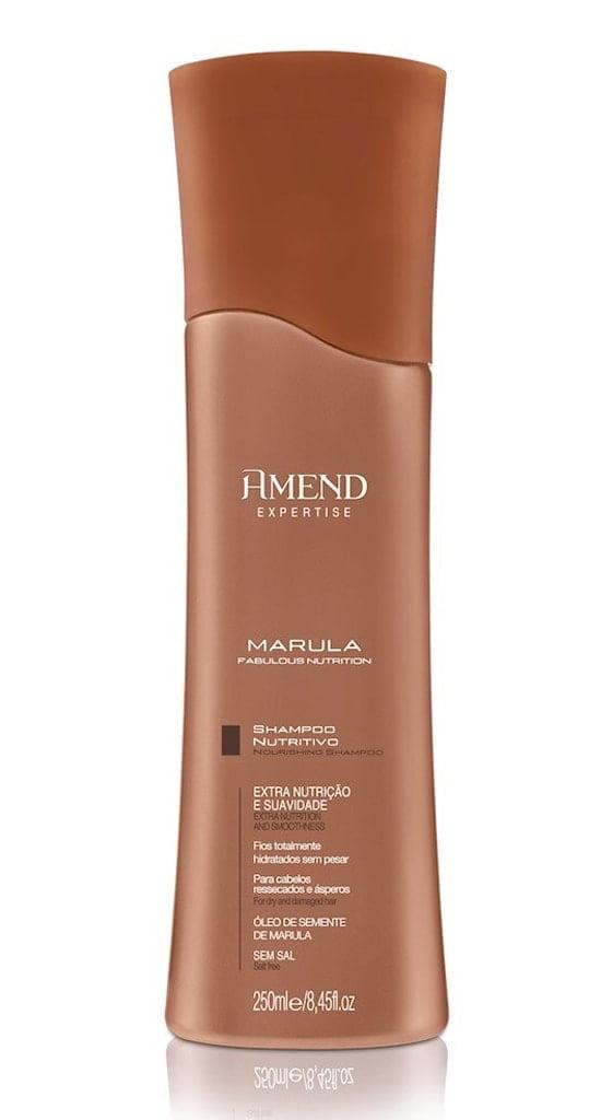 Shampoo Amend Marula Extra Nutricao 250ml