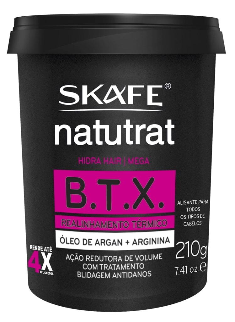 Botox Btx Natutrat Skafe 210g Realinhamento Térmico