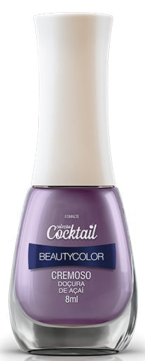 Esmalte Beauty Color Cocktail Doçura de Açaí