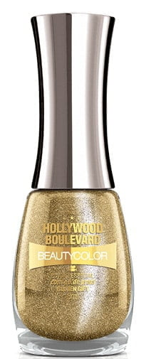 Esmalte BeautyColor Hollywood Boulevard Golden Gift