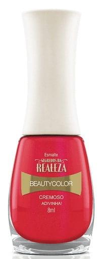 Esmalte Beauty Color Segredos da Realeza Adivinha!