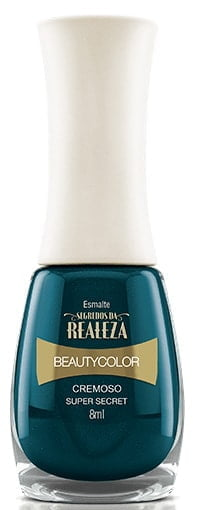 Esmalte Beauty Color Segredos da Realeza Super Secret