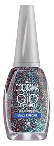 Esmalte Colorama Gio Antonelli Purpurinando