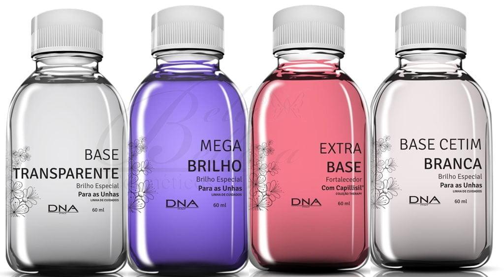 Coleção de base para unhas DNA Italy 60ml