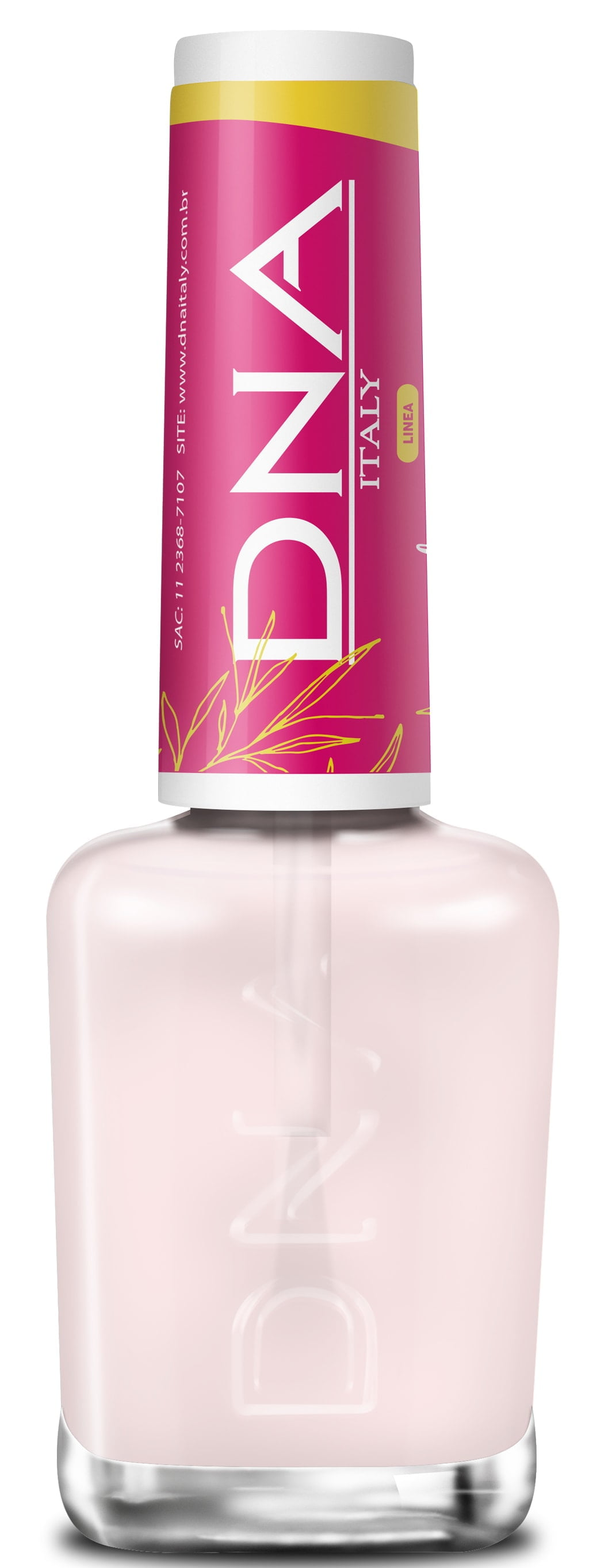 Base para unhas DNA Italy Beauty Nail Fuido Endurecedor