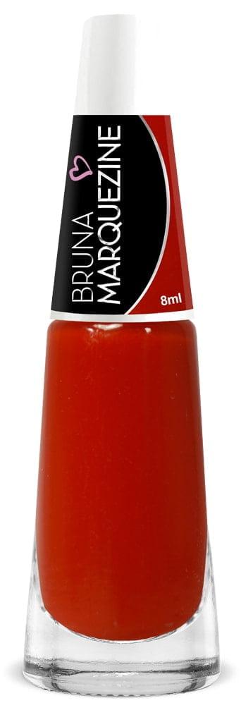 Esmalte Bruna Marquezine Red