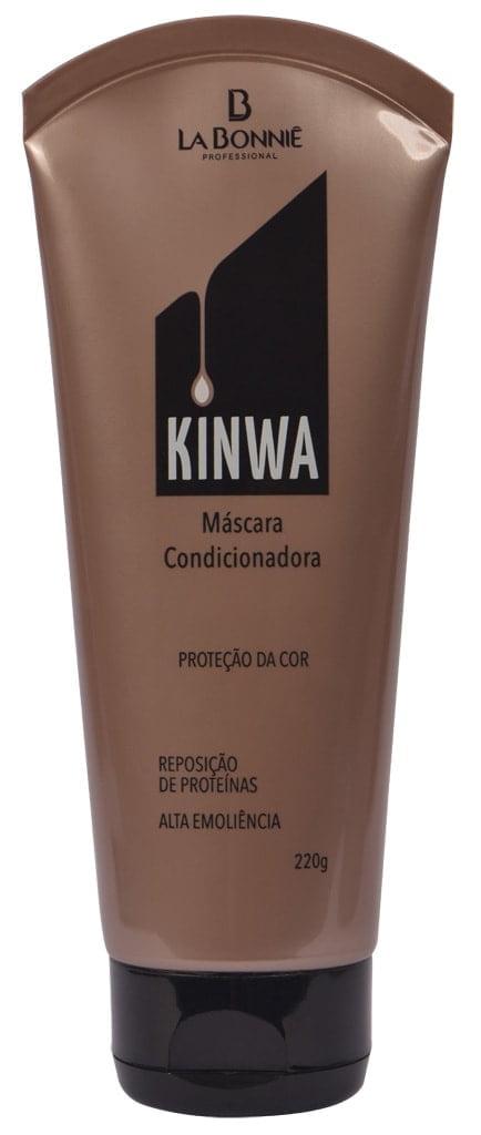 Máscara Kinwa Labonnie 220g Proteção Capilar