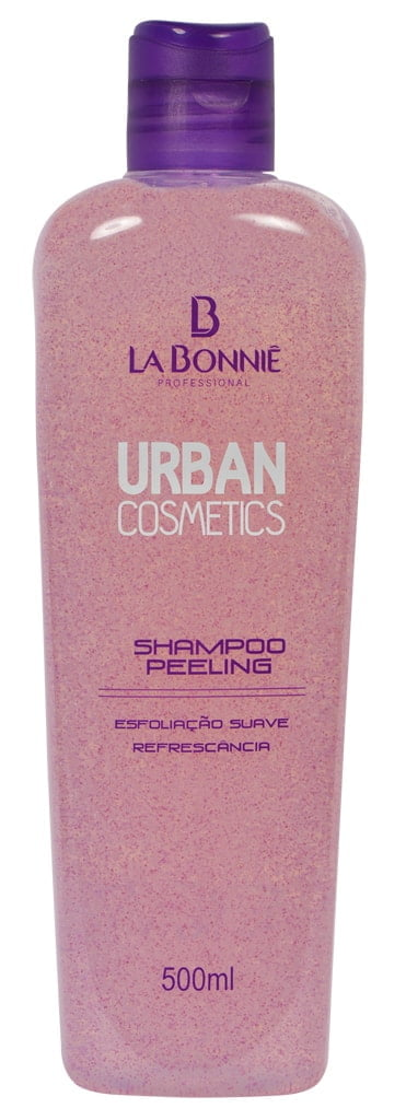 Shampoo Urban Cosmetics La Bonniê 500ml Peeling