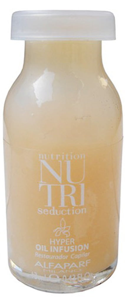 Ampola Nutri Seduction Alfaparf 13ml Hyper Oil Infusion