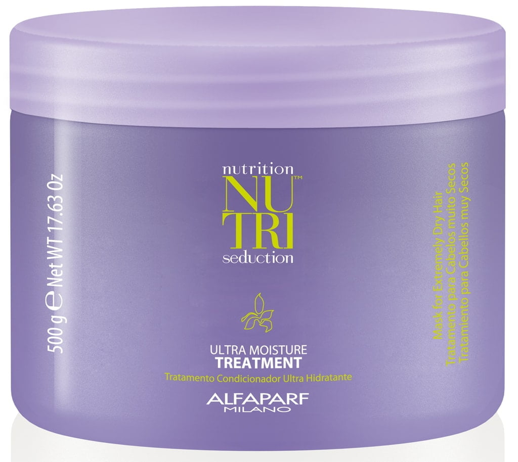 Máscara Nutri Seduction Alfaparf 500g Ultra Moisture Treatment