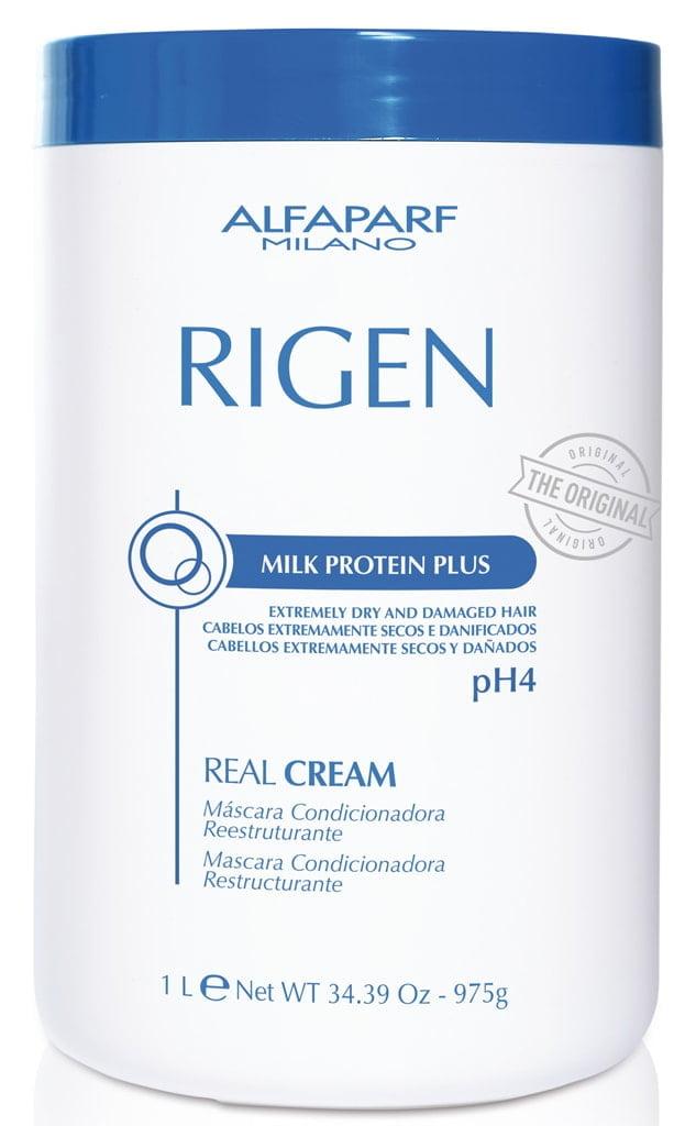 Máscara Rigen Alfaparf Real Cream 1L Restruturante