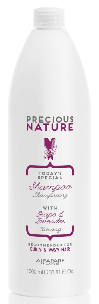 Shampoo Precious Nature Alfaparf 1L Curly & Wavy Hair