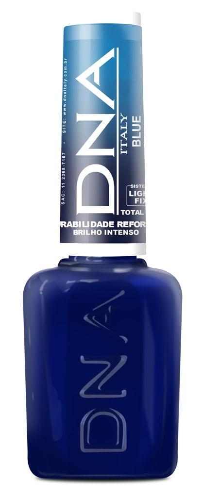 Esmalte em Gel DNA Italy Evolution Híbrido Blue