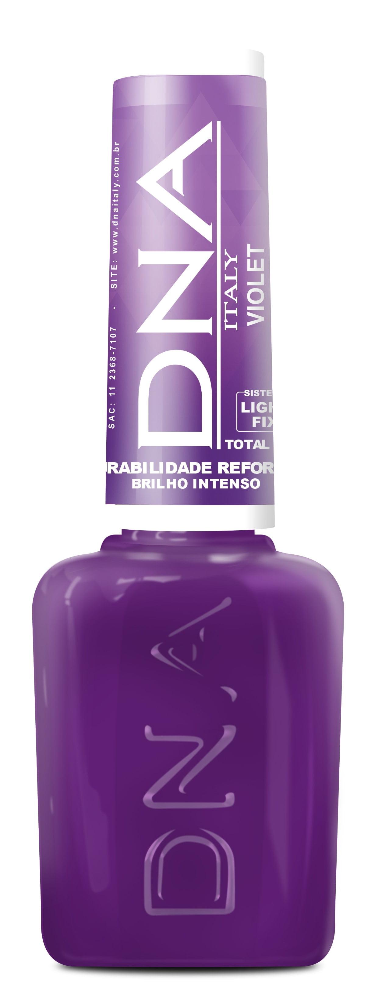 Esmalte em Gel DNA Italy Evolution Híbrido Violet