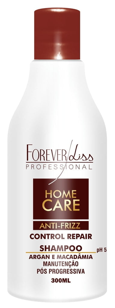 Shampoo Home Care Forever Liss 300ml Pos Progressiva