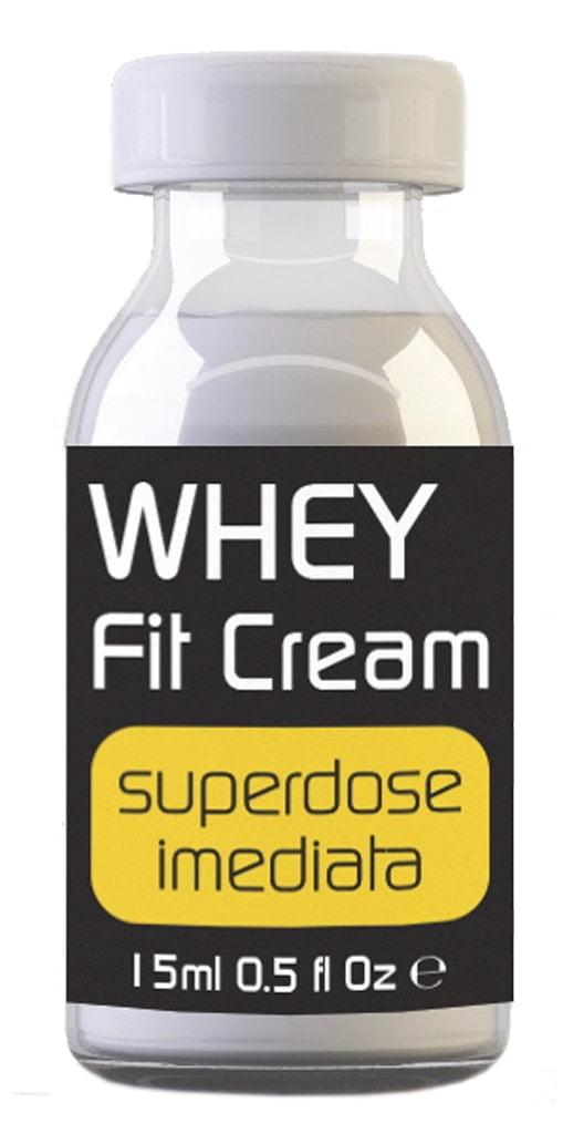 Ampola Whey Fit Cream Yenzah 15ml Superdose Imediata