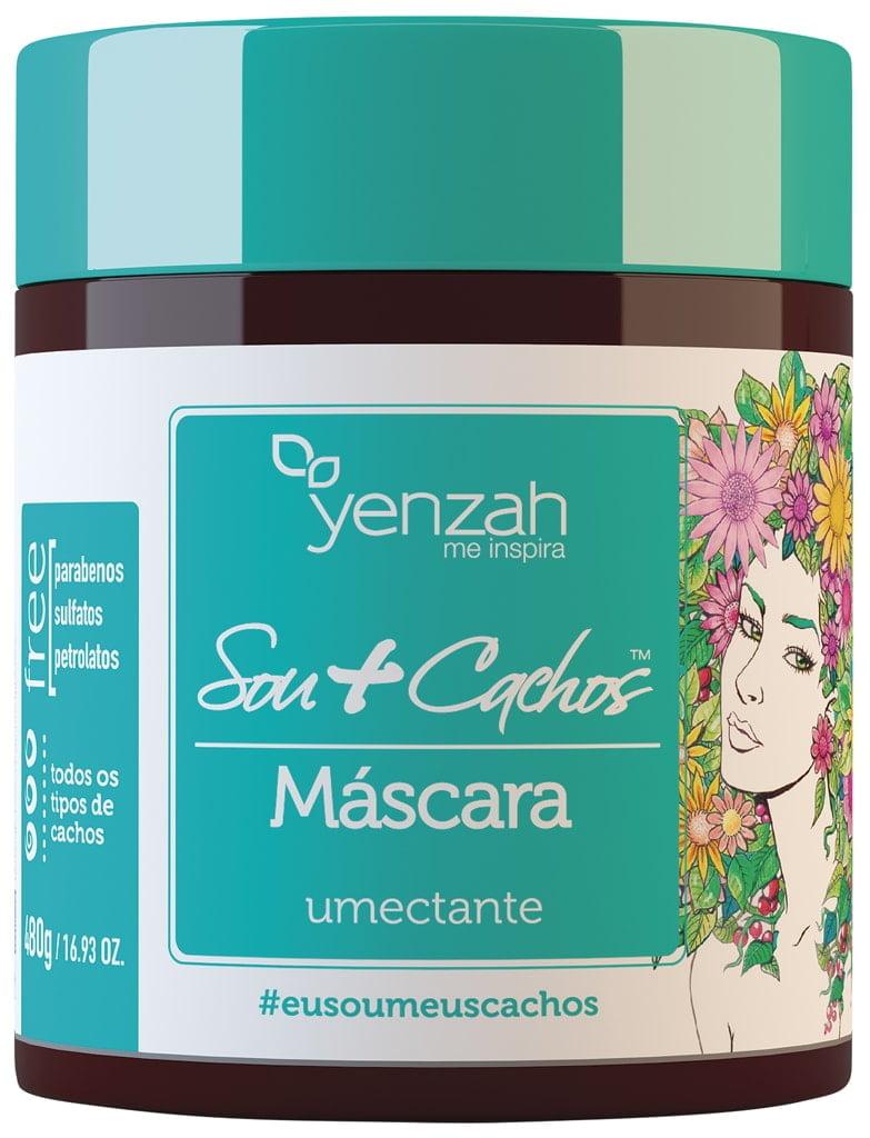 Máscara Sou + Cachos Yenzah 480g Umectante