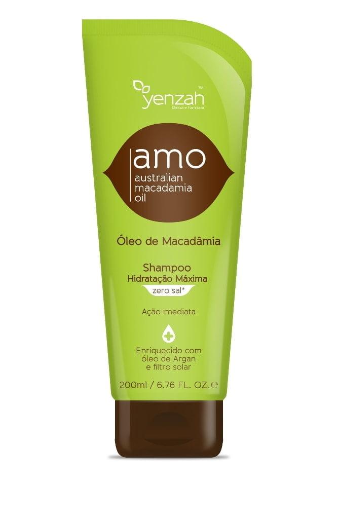 Shampoo AMO Yenzah 200ml Macadâmia