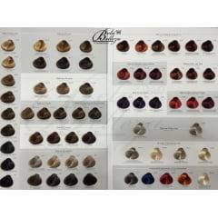 Kit Coloração Platinum Felithi com 7 produtos