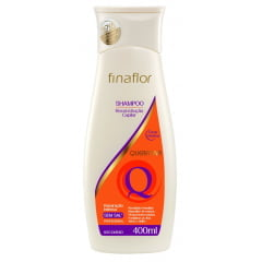 Shampoo Fina Flor 400ml Queratina