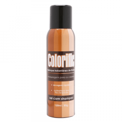 Spray Retoque de Raiz Colorific Aspa 120ml Sai com Shampoo