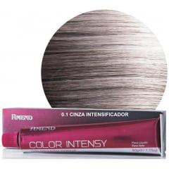 Tinta Amend Color Intensy 50g 0.1 Cinza Intensificador