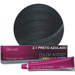 Tinta Amend Color Intensy 50g 2.1 Preto Azulado