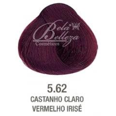 Tinta Evolution Alfaparf 60ml 5.62 Castanho Claro Vermelho Irise