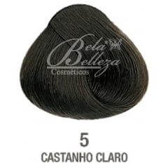 Tinta Evolution Alfaparf 60ml 5 Castanho Claro