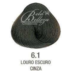 Tinta Evolution Alfaparf 60ml 6.1 Louro Escuro Cinza
