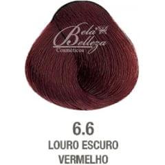 Tinta Evolution Alfaparf 60ml 6.6 Louro Escuro Vermelho