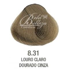 Tinta Evolution Alfaparf 60ml 8.31 Louro Claro Dourado Cinza