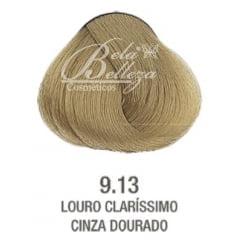 Tinta Evolution Alfaparf 60ml 9.13 Louro Clarissimo Cinza Dourado