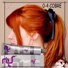 Tinta Platinum Colors Felithi 60g 0.4 Cobre