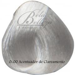 Tinta Platinum Colors Felithi 60g 0.00 Blanche Acentuador de Clareamento