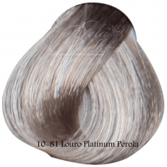 Tinta Platinum Colors Felithi 60g 10.81 Louro Platinum Pérola
