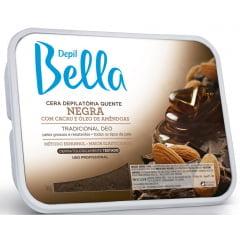 Cera Depil Bella 1Kg Negra